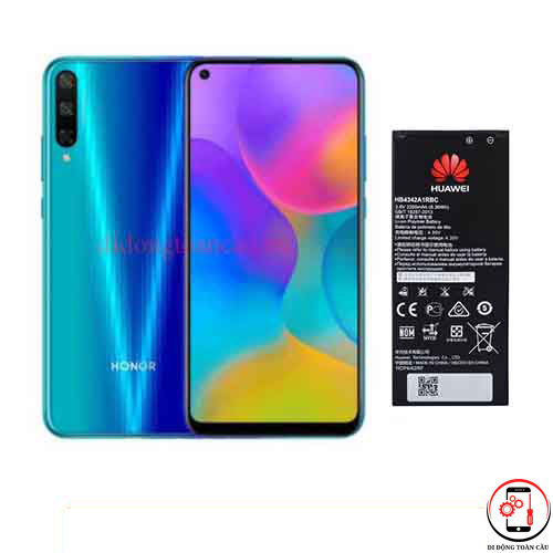 Thay pin Huawei Honor 3