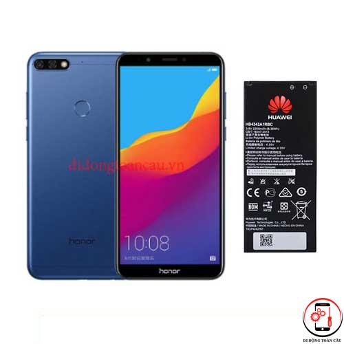 Thay pin Huawei Honor 7c