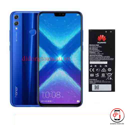 Thay pin Huawei Honor 8x Max