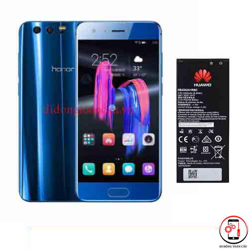 Thay pin Huawei Honor 9