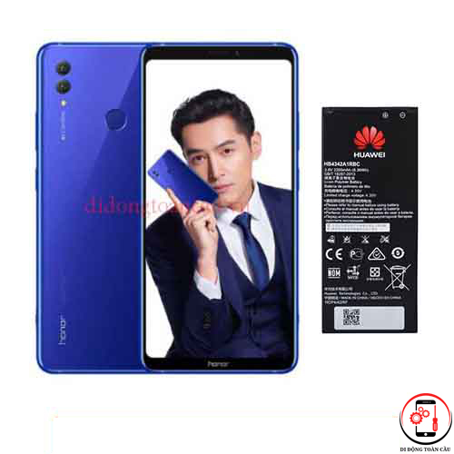 Thay pin Huawei Honor Note 10
