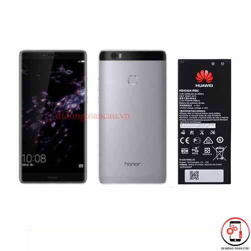 Thay pin Huawei Honor Note 8