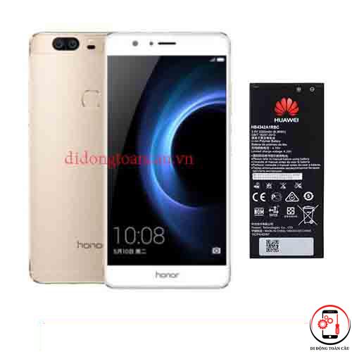 Thay pin Huawei Honor V8