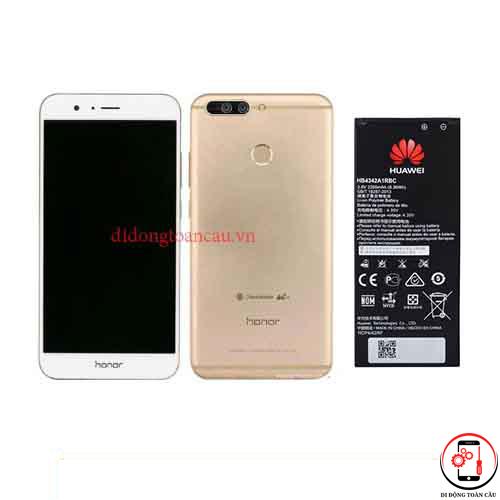 Thay pin Huawei Honor V9