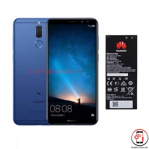 Thay pin Huawei Mate 10 Lite