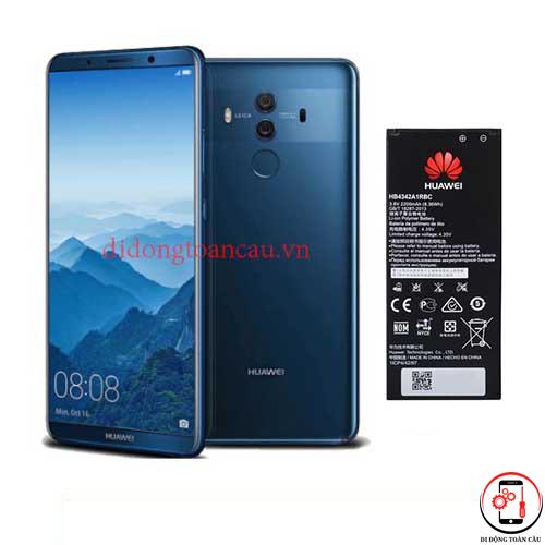 Thay pin Huawei Mate 10 Pro