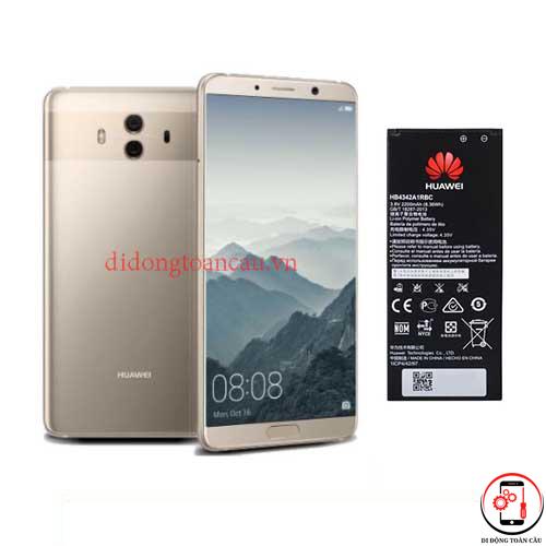Thay pin Huawei Mate 10