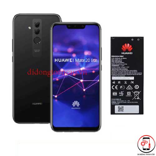 Thay pin Huawei Mate 20 Lite