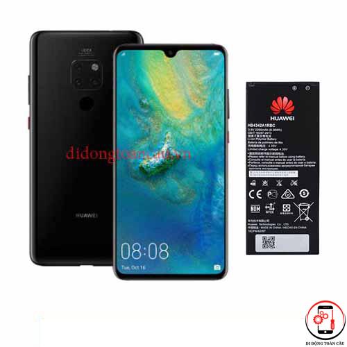 Thay pin Huawei Mate 20