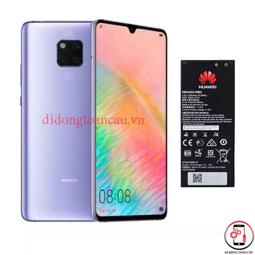 Thay pin Huawei Mate 20x 5G
