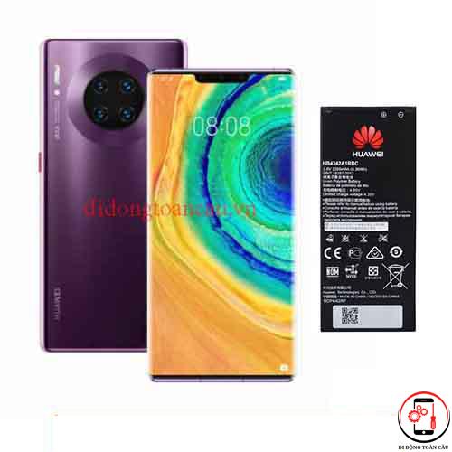 Thay pin Huawei Mate 30 Pro