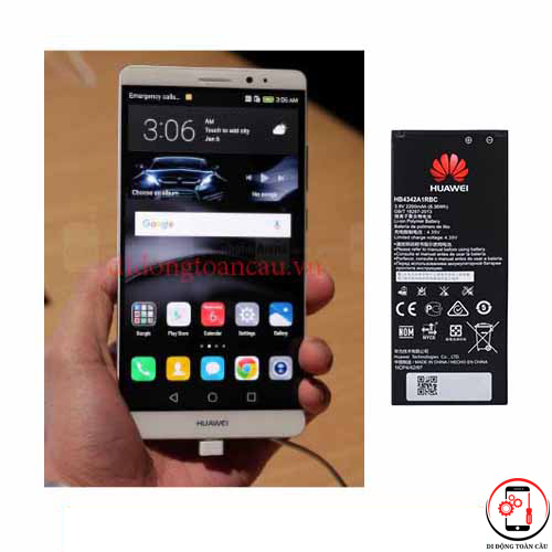 Thay pin Huawei Mate 7