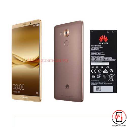 Thay pin Huawei Mate 8