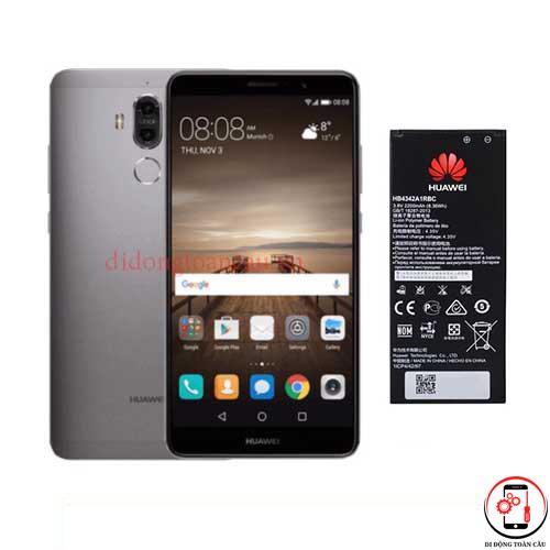 Thay pin Huawei Mate 9