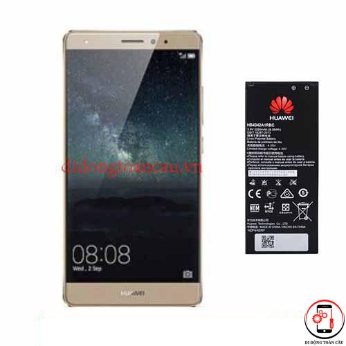 Thay pin Huawei Mate S