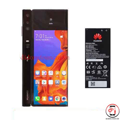 Thay pin Huawei Mate X