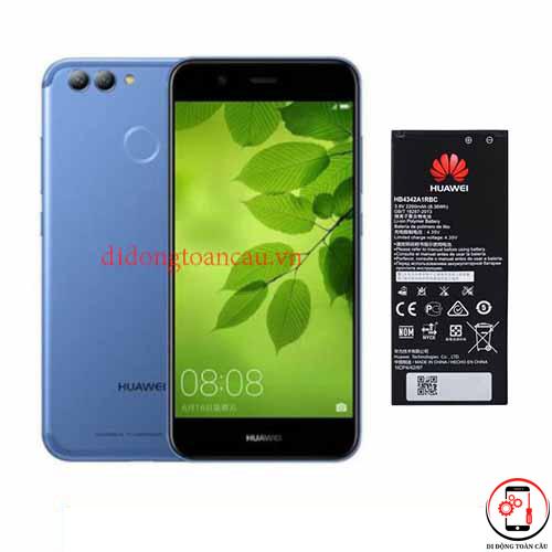 Thay pin Huawei Nova 2 Plus