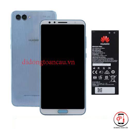 Thay pin Huawei Nova 2s