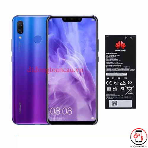 Thay pin Huawei Nova 3