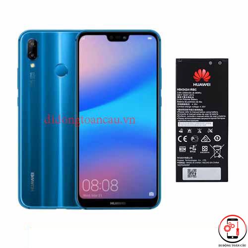 Thay pin Huawei Nova 3e