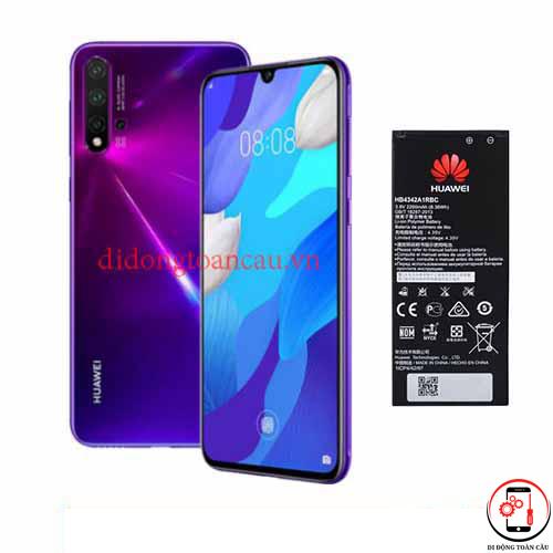 Thay pin Huawei Nova 5 Pro