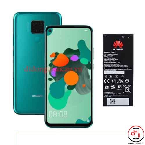 Thay pin Huawei Nova 5i Pro