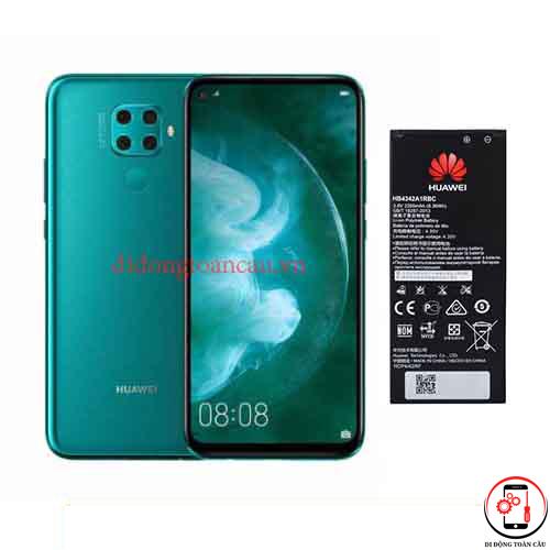 Thay pin Huawei Nova 5Z