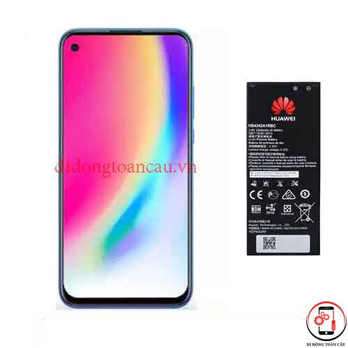 Thay pin Huawei Nova 6 Se