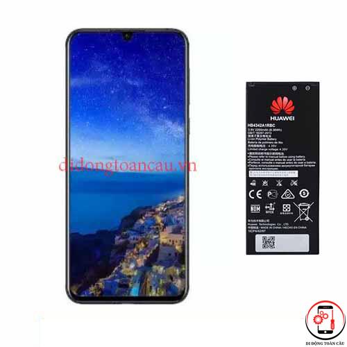 Thay pin Huawei Nova 6