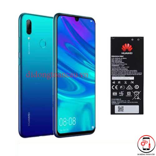 Thay pin Huawei P Smart 2019