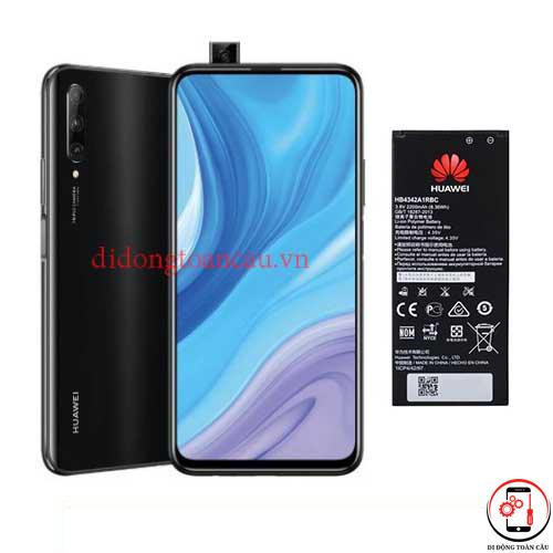 Thay pin Huawei P Smart Pro 2019