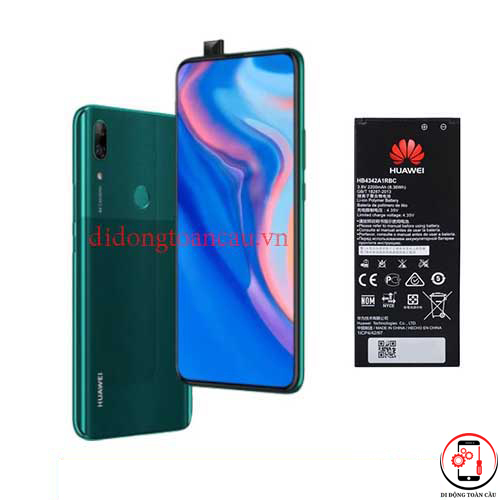 Thay pin Huawei P Smart Z 2019