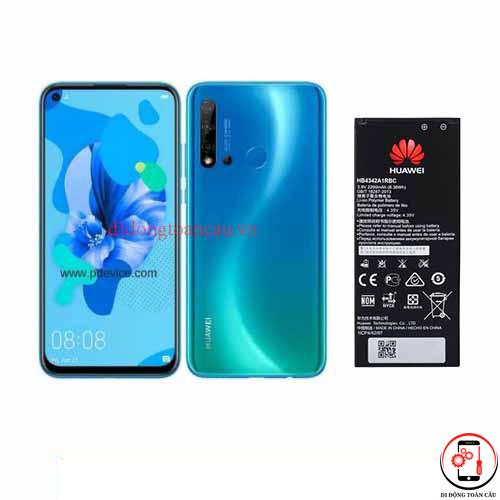 Thay pin Huawei P20 Lite 2019