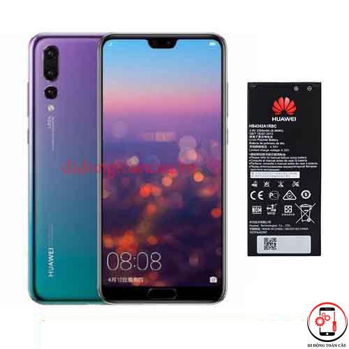 Thay pin Huawei P20 Pro