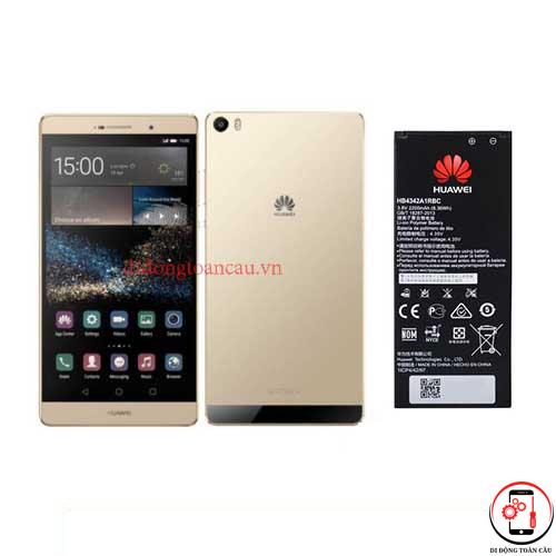 Thay pin Huawei P8 Max