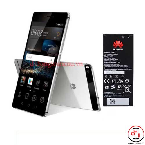 Thay pin Huawei P8
