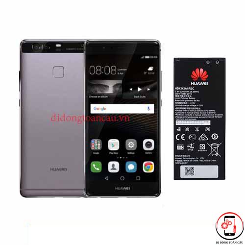 Thay pin Huawei P9