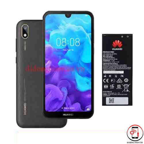 Thay pin Huawei Y5 2019