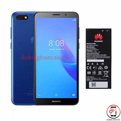 Thay pin Huawei Y5 Lite
