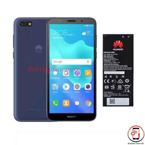 Thay pin Huawei Y5 Prime 2018