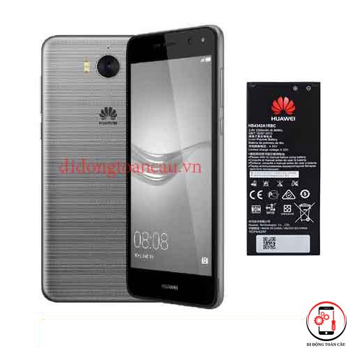 Thay pin Huawei Y5