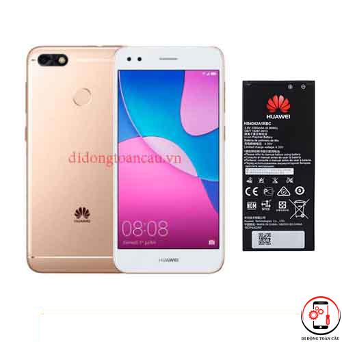 Thay pin Huawei Y6 Pro 2017