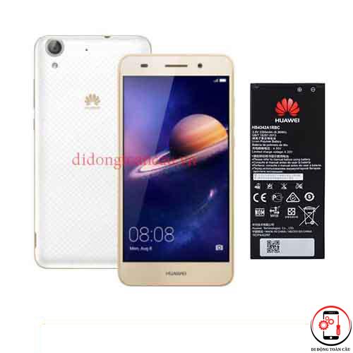 Thay pin Huawei Y6II