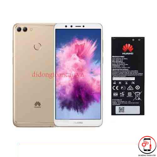 Thay pin Huawei Y9 2018