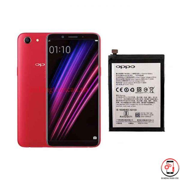 Thay pin Oppo A1
