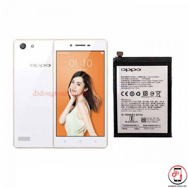Thay pin Oppo A33