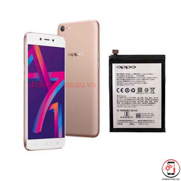 Thay pin Oppo A71 2018