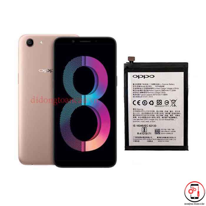Thay pin Oppo A83