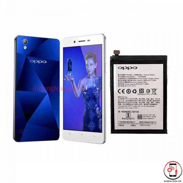 Thay pin Oppo Mirror 5