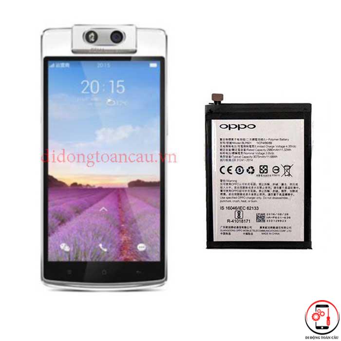Thay pin Oppo N3